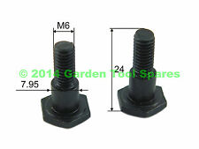 GTS CLUTCH BOLT BOLTS - PAIR TO FIT VARIOUS STRIMMER HEDGE TRIMMER BRUSHCUTTER
