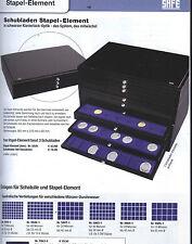Schubladen Stapel-Element SAFE 6591 OHNE Schubladeneinsätze!