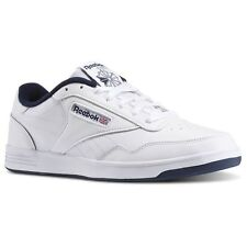 REEBOK CLUB MEMT Memory Tech Mens Classic Leather Shoes