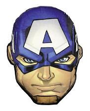 Marvel Captain America Kissen mit LED - Sofa Deko Kissen Avenger - 36 cm