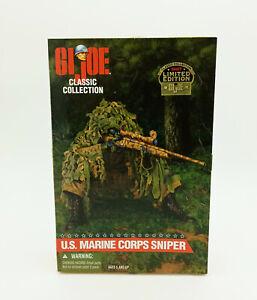 "Kenner - Gi Joe Classique Collection 1/6 "" US Marine Corps Tireur D'Elite """