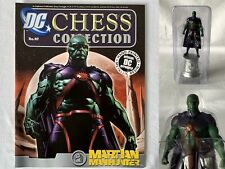 DC Comics Eaglemoss Chess Collection Issue: 47 Martian Manhunter White Knight