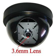 Sunvision Hd 650Tvl Indoor Cctv Dome Camera 1/3� Sony Ccd 3.6mm Lens (28B)