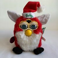 Furby Tiger Special Limited Edition Christmas 1999 Rare Tagged & Working 458,827