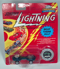 Johnny Lightning Nucleon Series 3 Die Cast Metal Scale Model Toy Car - NEW!!
