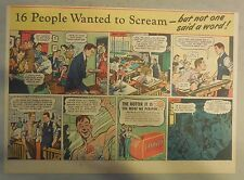 LifeBuoy Soap Ad: 16 People Wanted To Scream ! Wartime Ad from 1940's