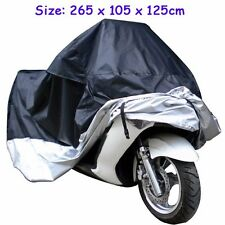 XXL Size Motorcycle Cover Street Bikes Outdoor Indoor Protection Waterproof New