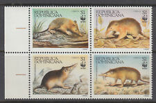 Dominican Rep 1994 Wwf Small rodent Sc 1158 Mint Never Hinged