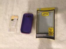 Otterbox Commuter Series Case for Samsung Galaxy S III-  Used in Box Purple