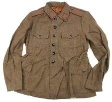 GENUINE BULGARIAN ARMY PARADE DRESS WOOL JACKET (OLDER TYPE)