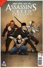 Assassins Creed Uprising #3 Cover A Comic Book 2017 - Titan