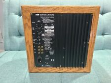 B&W ASW 700 Subwoofer Amplifier (No Subwoofer)