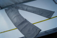 HUGO BOSS Regular fit Herren Jeans Hose 31/34 W31 L34 used look Risse grau #98