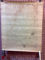 Topographical Map New York SARATOGA QUADRANGLE Department of the Interior USGS