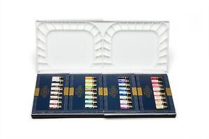 Mijello Watercolor Mission Gold Class Paint & Palette Set 7ml 36 Color MWCP-7036