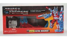 Transformers G1 Autobot Reissue Classic Ultra Magnus New In Sealed Box