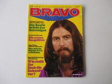 Bravo Nr.22  24.5.1971 George Harrison Mungo Jerry Kinks,Ron Ely