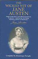 Very Good, The Wicked Wit of Jane Austen, Enright, Dominique, Book