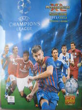 PANINI Adrenalyn Champions League 2012 Complete 355 Card Set All specials Binder