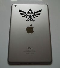 1 x Legend of Zelda Decal - Vinyl Sticker for iPad Mini Gaming Games Air Mac Pro