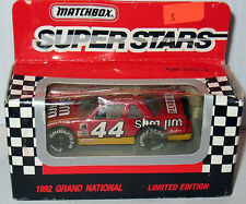 SLIM JIM STOCK CAR MATCHBOX BOBBY LABLONDE MINT NRFB 1/64 WE SHIP WORLDWIDE