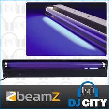 Party Black Light Beamz UV-45 45cm UV Tube Make Neon and White Colours Glow