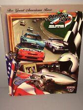1998 Daytona 500 NASCAR Winston Cup 40th  Anniversary Official Souvenir Program