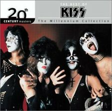 Kiss - 20th Century Masters: Millennium Collection [New CD] Jewel Case Packaging