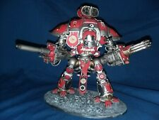 Pro Painted House Raven Crusader Imperial Knights Warhammer 40k