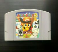 Mario Party 2 (Nintendo 64, 2000) N64 - Tested, Working, Great Gift! (Read)