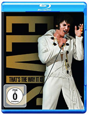 Blu-ray Elvis Presley That's The Way It Is 1970 Concert Remastered Region B