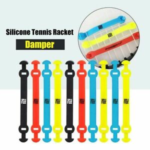 Tennis Racket Shock Absorber Long Tennis Dampeners Shock Absorber New