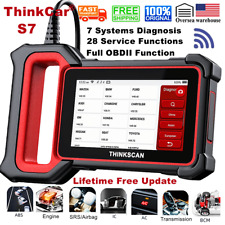 Automotive Obd2 Scanner Check Abs Srs Bcm Ecm Ac Ic Diagnostic Tool With 5 Reset
