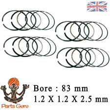 2005-2016 MAZDA FORD VOLVO 1.8 L PETROL PISTON RINGS L8Y1-11-SC0A Duratec