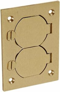 Hubbell S3825 Receptacle Cover