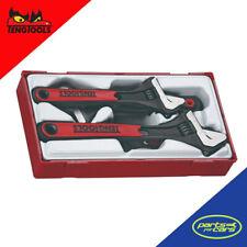 Black Friday - TTADJ04 - Teng Tools - 4 Piece Adjustable Wrench Set
