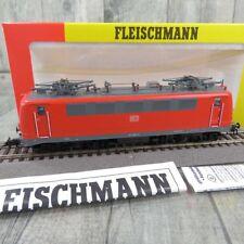 FLEISCHMANN 4325  - HO - DB - E-Lok 141 284-0 - mit DSS - OVP - #R27577