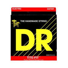 DR BT-10 Tite Fit Big N Heavy Electric Guitar Strings (10-52) +Picks