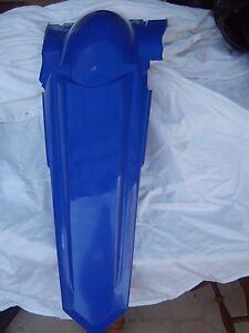 2010-2013 Yamaha YZ250F Blue REAR FENDER