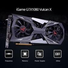 GTX1080 Vulcan X 16nm 8 GB GDDR5 256Bit PCI-E 3,0 Gaming Grafikkarte PC Laptop