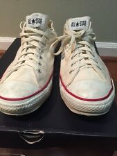 Men's Vintage Converse All Stars Made In Usa Size 13 Year 1970's