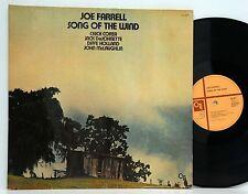 Joe Farrell        Song of the wind        CTI         NM # 57