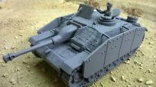 28mm German StuG IIIG zimmerit Assault Gun By Blitzkrieg WWII Bolt Action, BNIB
