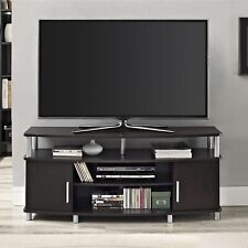"""Carson TV Stand, for TVs up to 50"""", Multiple Finishes - Espresso"""