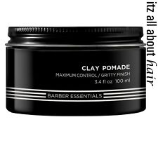 Redken BREWS Clay Pomade Mens Hair Clay 1 x 100ml  All hair types RFM