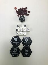 Parts Replacements Magic The Gathering Arena of the Planeswalkers Dice Token Lot
