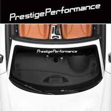 Universal JDM Prestige Performance Windshield Hellaflush Vinyl Car Decal Sticker