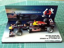 F1 1/43 Red Bull Rb7 Renault Vettel Japanese GP 2011 Minichamps