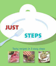 Just 3 Steps, , Very Good Book
