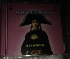 RIFF COHEN A LA MENTHE CD NOUVEL ALBUM NEW october 2015 TURKEY TURQUIE